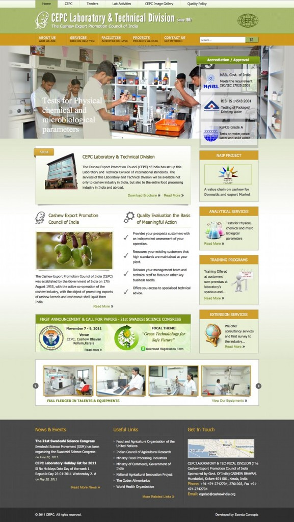 CEPC Lab - Home Page