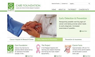 Care Foundation - Home Page