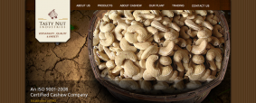 Helping Tasty Nut Industries to get the whole world to play the business!
